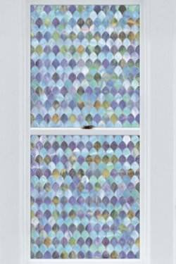 Peacock Stained Glass Window Film Window Film World