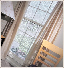 Pebble |  Clear (Static Cling) - Window Film World