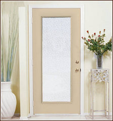 Pebble Static Cling Privacy Window Film - Window Film World
