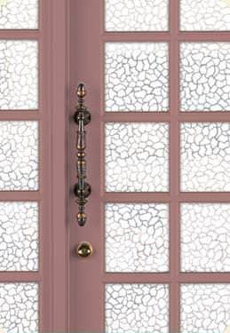 Privacy Window Film Frosted Bathroom Static Cling