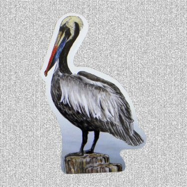 "Pelican Screen Door Magnets (4.25"" x 6.50"") - Window Film World"