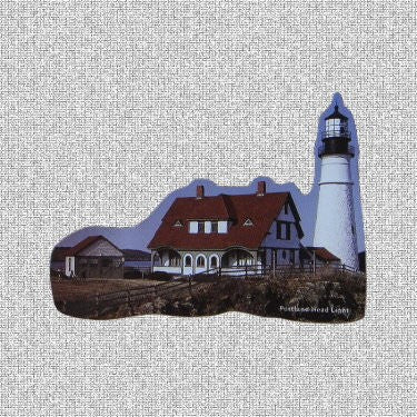 "Portland Lighthouse Screen Door Magnets (6"" x 4.25"") - Window Film World"