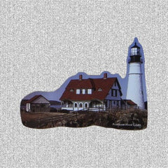 "Portland Lighthouse Screen Door Magnets (5.25"" x 4.25"") - Window Film World"
