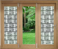 Textured Glass Window and Door Film - Window Film World