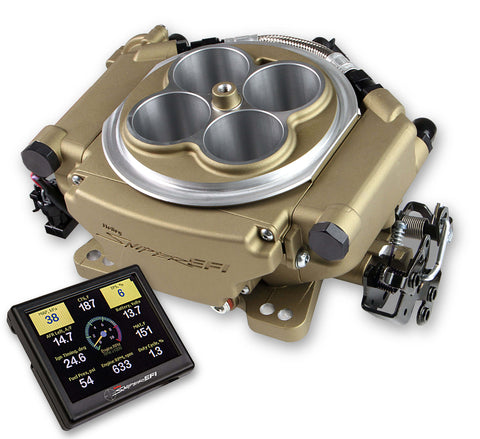 Holley Sniper EFI - Gold