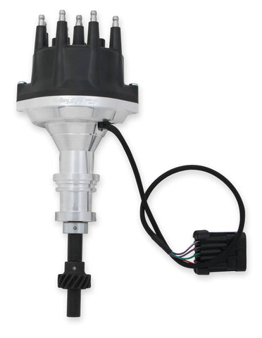 Low Profile Holley EFI Dual Sync Distributor For 351 Windsor