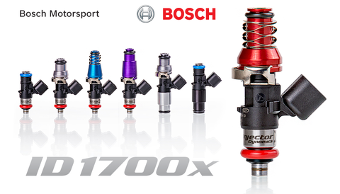 Injector Dynamics ID1700x Injectors (Imported Asian Applications)