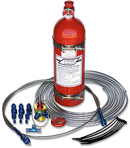Stroud Safety 10lb Fire Suppression System