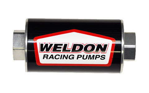 Weldon Fuel Filter (Optional Sizes & Filtration)