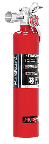 H3R Performance HG250R BC Extinguisher