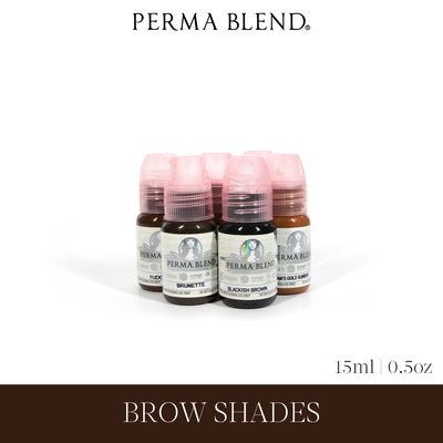 Brow Shades | Perma Blend | 15ml