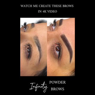 Infinity Powder Brows