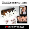 Bundle & Learn - I Love Infinity Brows