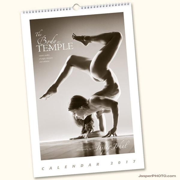 #2.  Body as Temple 2017 CALENDAR