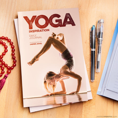 #1.  Yoga Inspiration Daily Journal