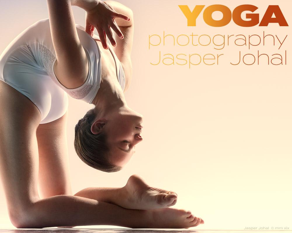 Yoga Inspiration Daily Journal by Jasper Johal