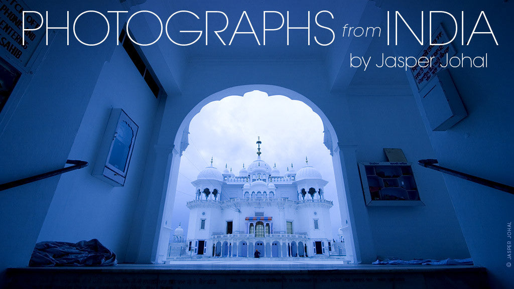 India Photography by Jasper Johal