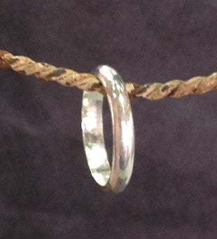 Heavy Band Ring - 3.0 mm