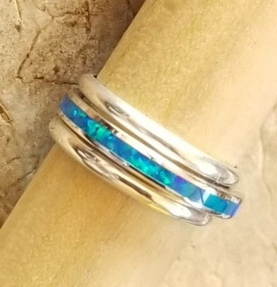 Blue Opal Channel & Classic Bands