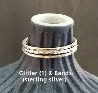 Glitter & Bands - Thin