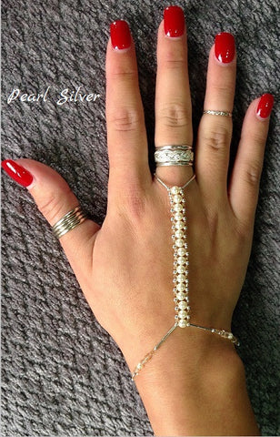 Hand Jewelry - Pearl
