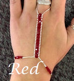 Hand Jewel - Red