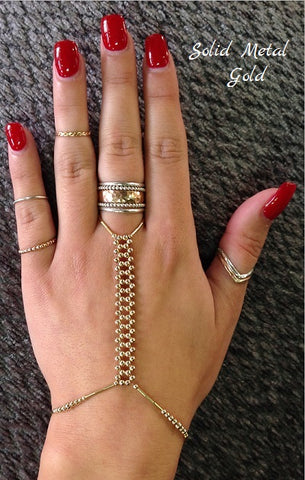 Hand Jewelry - 14K Gold Fill