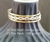 Braid & Bands - Thin