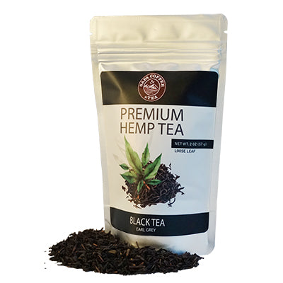Hemp Black Tea
