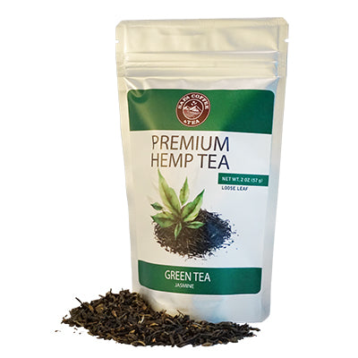 Hemp Green Tea