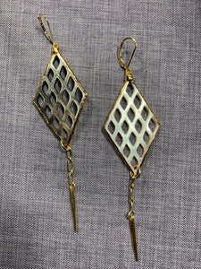 Mother of Pearl Collection- Lattice