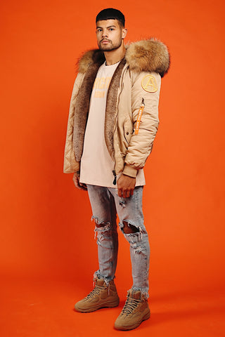 Arctic Army | The Ultimate in Luxury Fashion Outerwear
