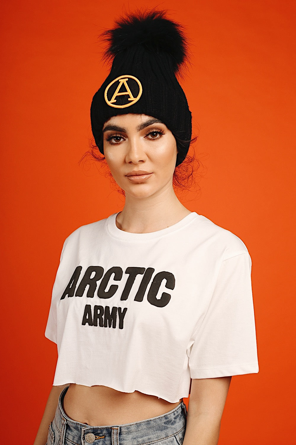 ARCTIC BOBBLE (BLACK/BLACK)