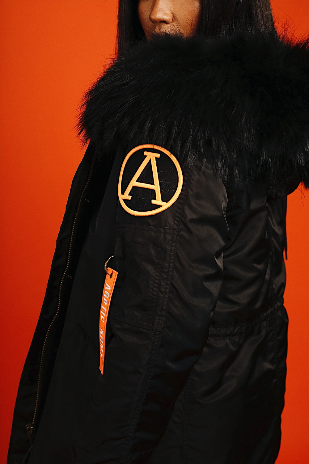 BLACKOUT PARKA