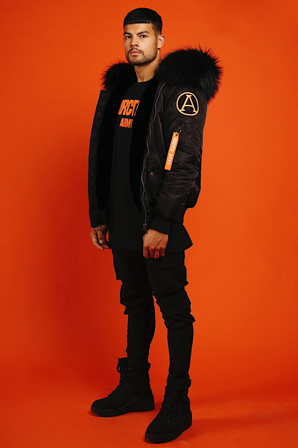 FAUX BLACKOUT BOMBER