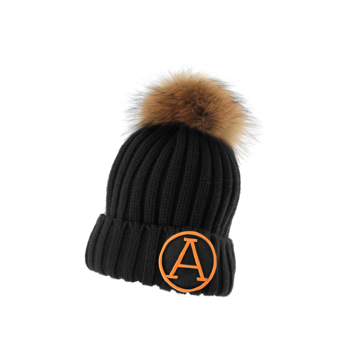 ARCTIC BOBBLE (BLACK/NATURAL)
