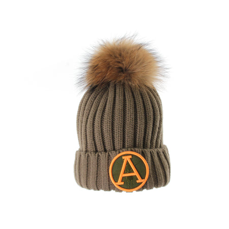 ARCTIC BOBBLE (KHAKI/NATURAL)