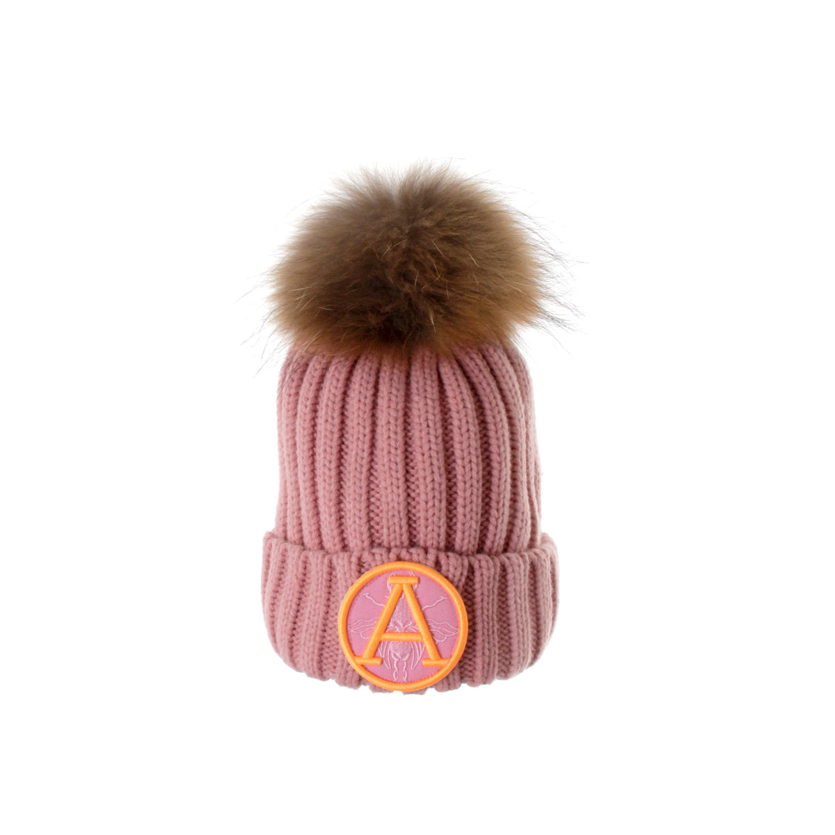 ARCTIC BOBBLE (PINK/NATURAL)