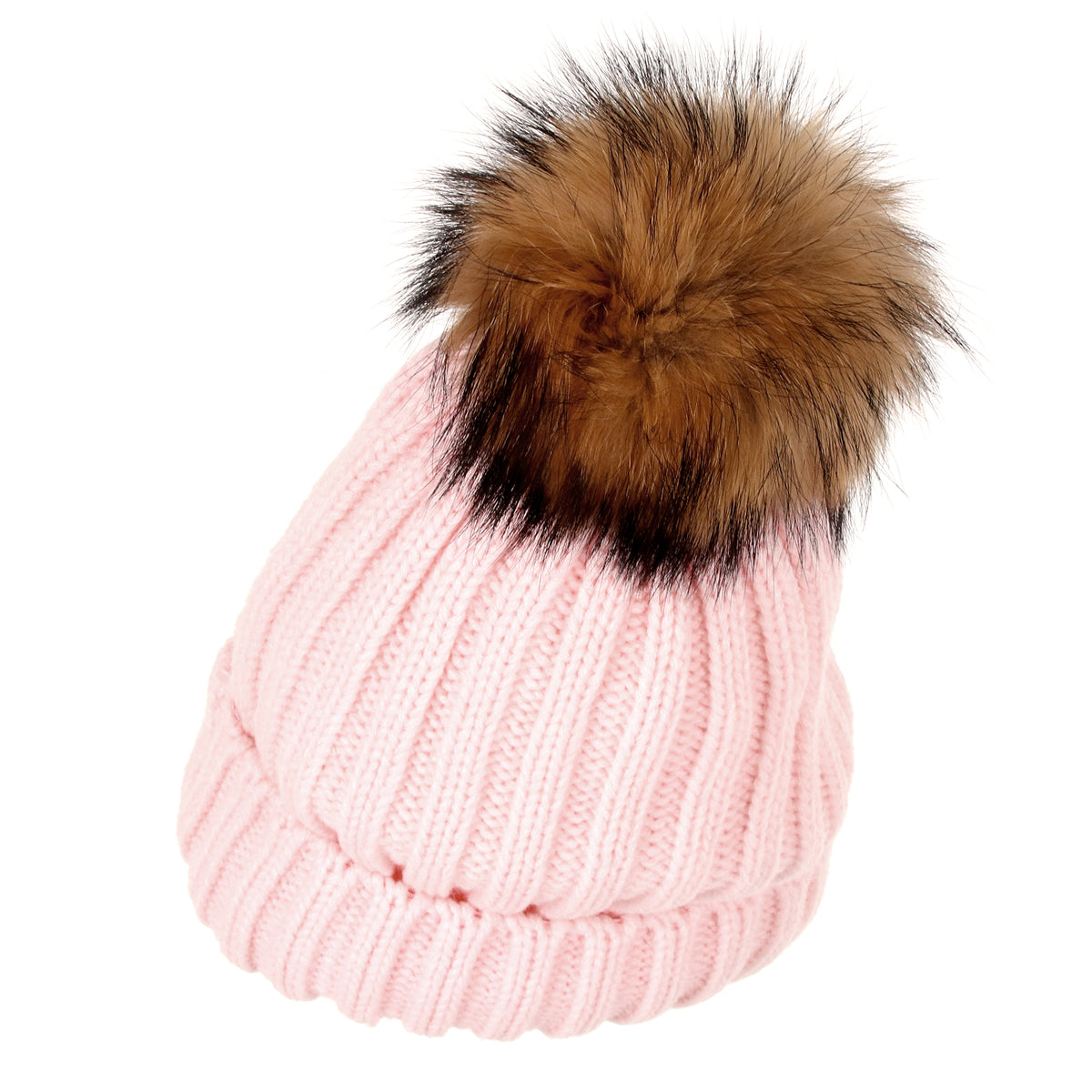 ARCTIC BOBBLE (LIGHT PINK/NATURAL)
