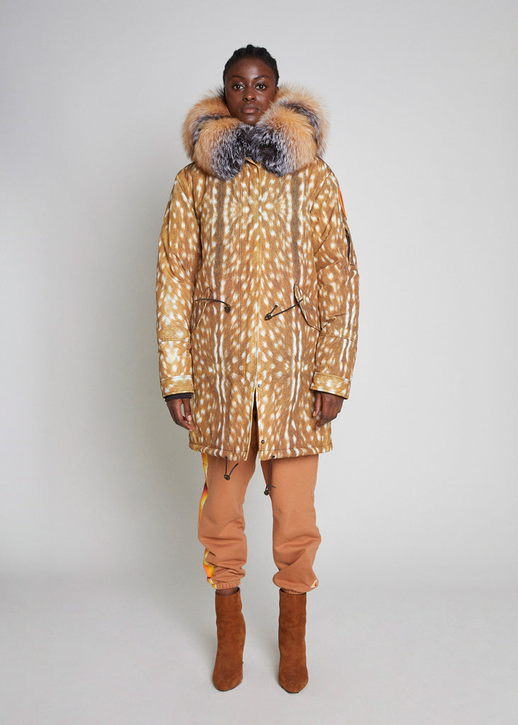 NEW PARKA - ARCTIC DOE
