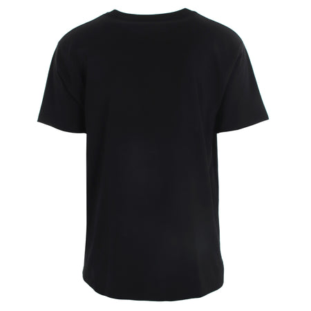 ARCTIC T SHIRT - BLACK/ REFLECTIVE LADIES