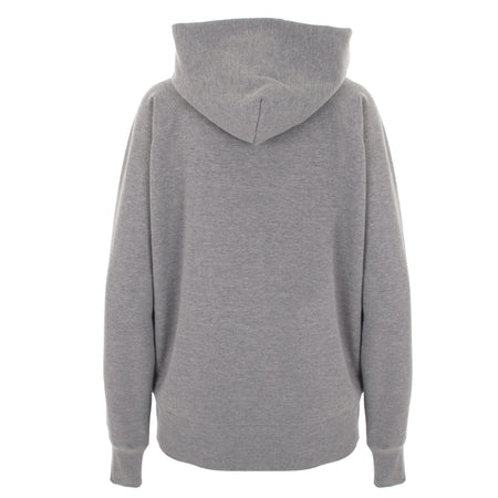 ARCTIC HOODIE - GREY / ORANGE