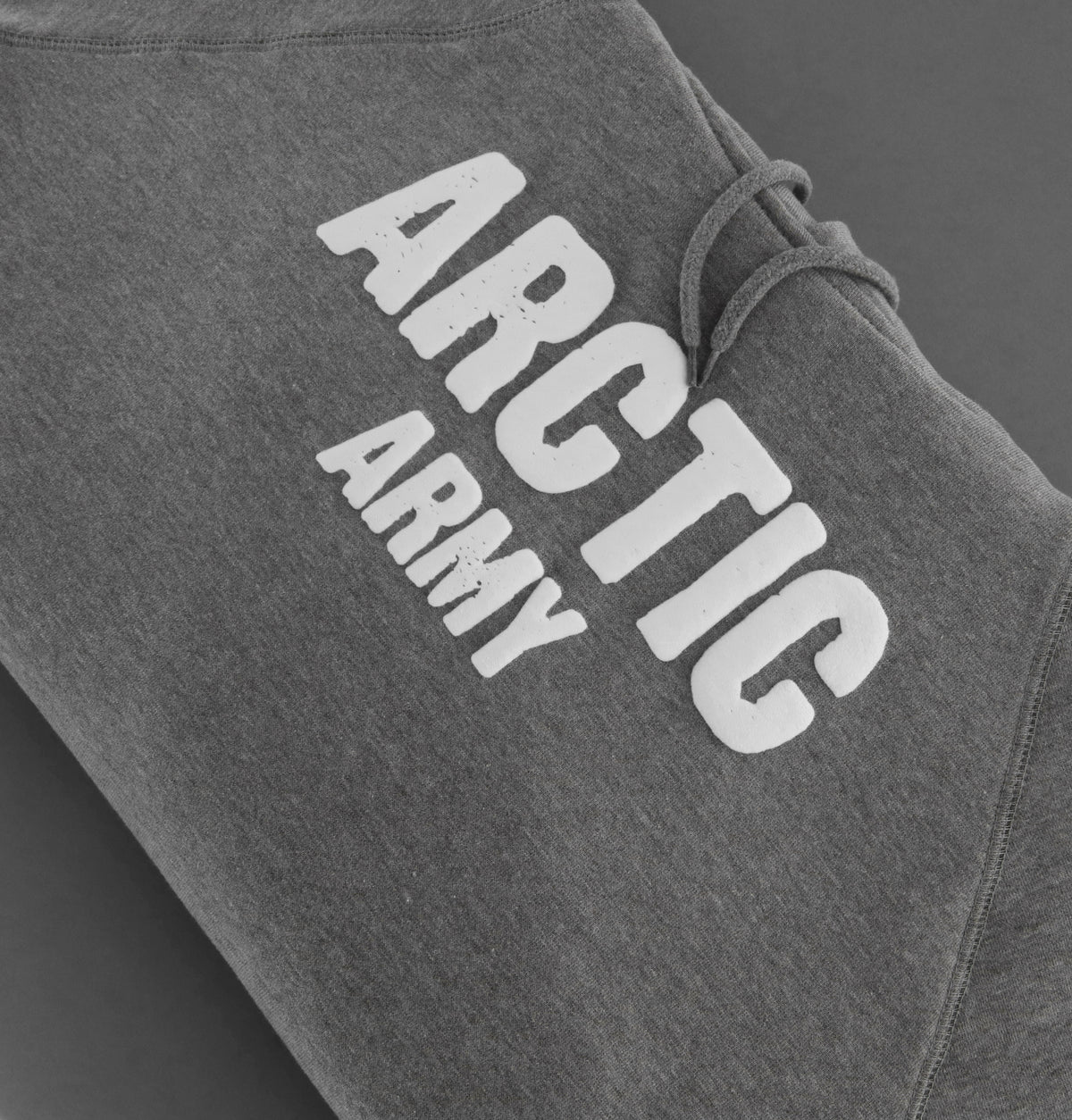 ARCTIC HOODIE - GREY / WHITE LADIES