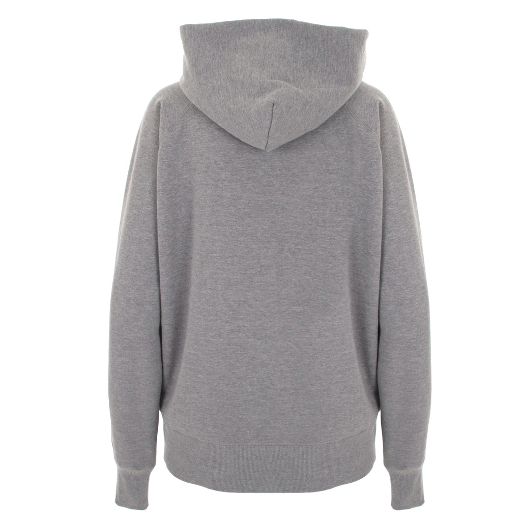 ARCTIC HOODIE - GREY / BLACK LADIES