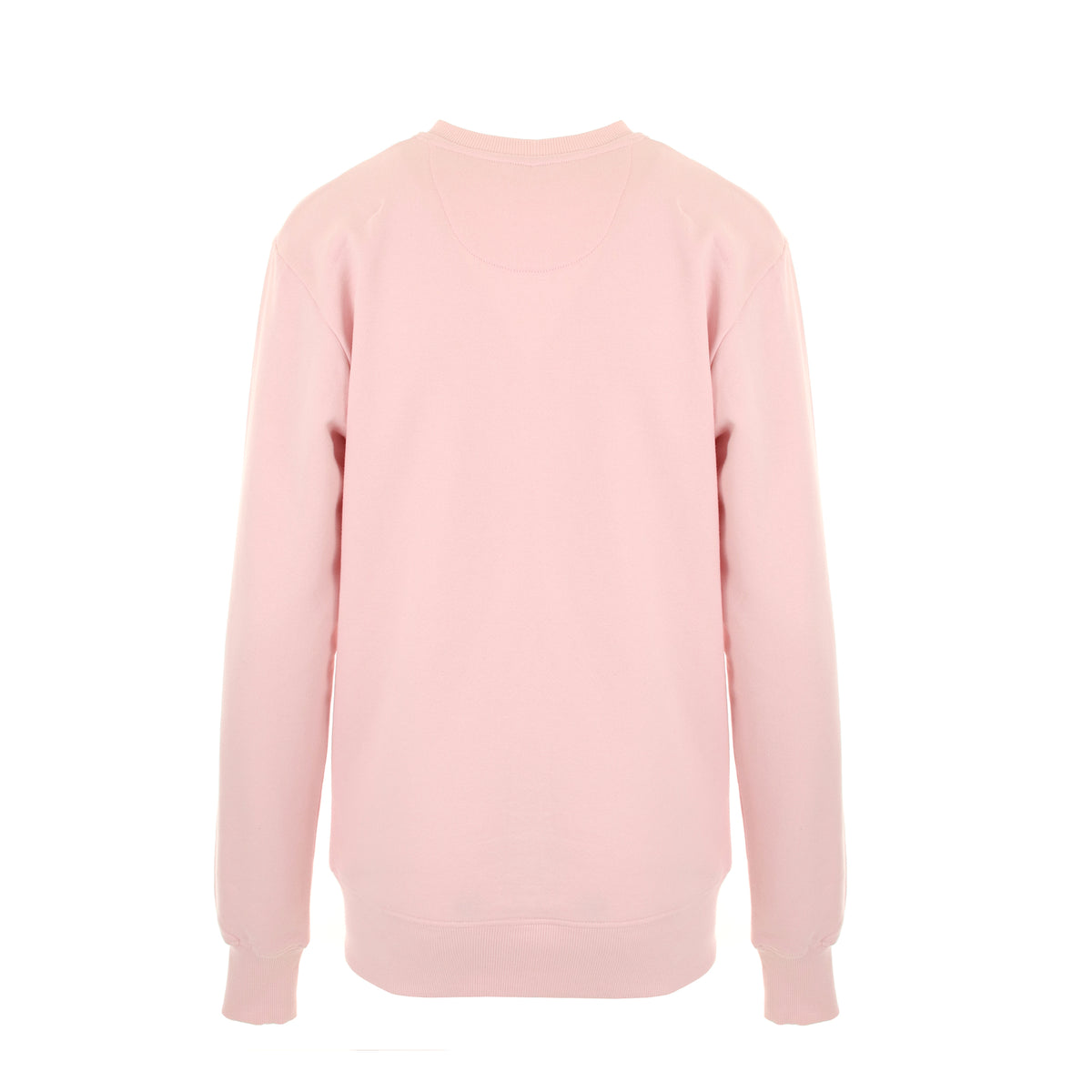 ARCTIC SWEATSHIRT OVERSIZED DRESS- PINK / PEACH LADIES