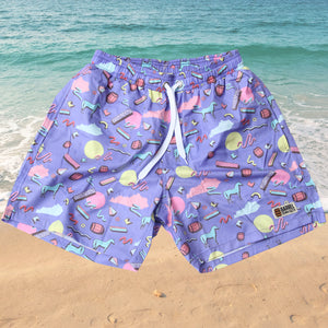 Kentucky 90's Swim Trunks