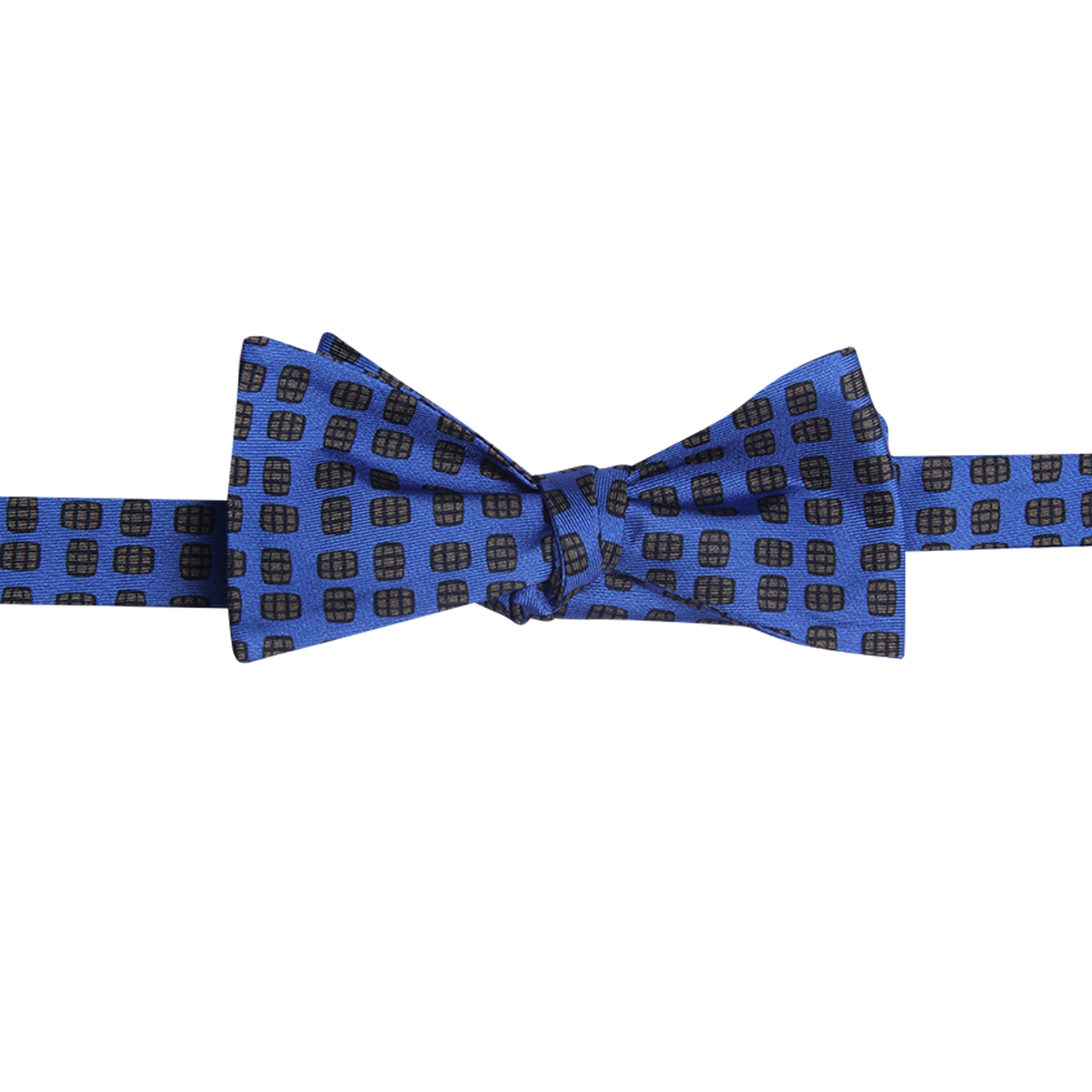 Royal Blue Barrel Aged Bowtie - Barrel Down South