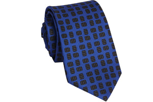 Royal Blue Barrel Aged Necktie - Barrel Down South