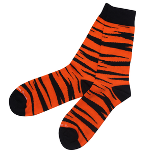 Bengal Stripe Socks - Barrel Down South