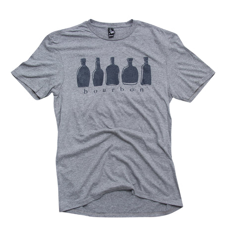 Bourbon Bottles T-Shirt